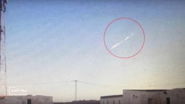 رعب وهلع مخيم الرابوني تندوف بسبب انفجار صاروخ جزائري