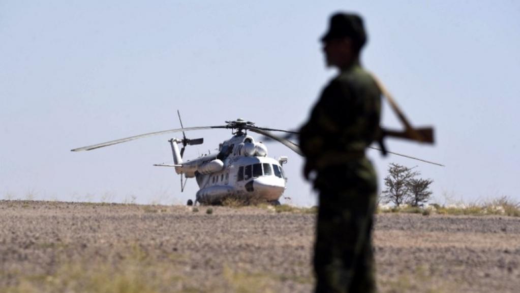La MINURSO inquiète de l'insécurité dans les camps de Tindouf