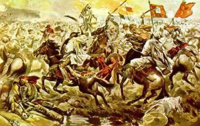 La bataille des trois Rois/  Oued al-Makhazi