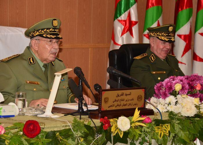Scrutin présidentiel patinant et décapant pour Ahmed Gaïd Salah