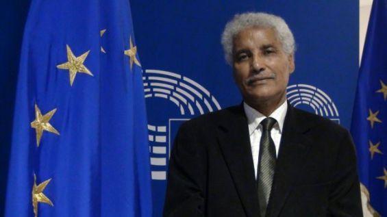 Mohamed Sidati, «ministre chargé de l'Europe» au sein du Polisario