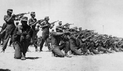 Histoire du Polisario