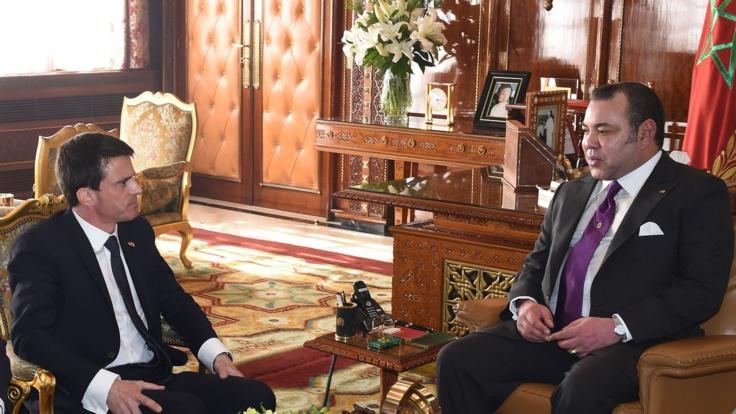 """Manuel Valls : """"Nous ne sommes pas entre le Maroc et l'Algérie"""""""