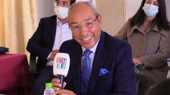 Nourredine Miftah, président de la Fédération marocaine des éditeurs des journaux.