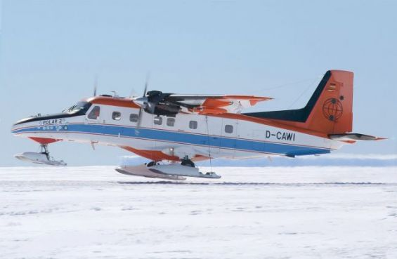 In 1985, the Polisario shot down the first German airplane to reach the South Pole