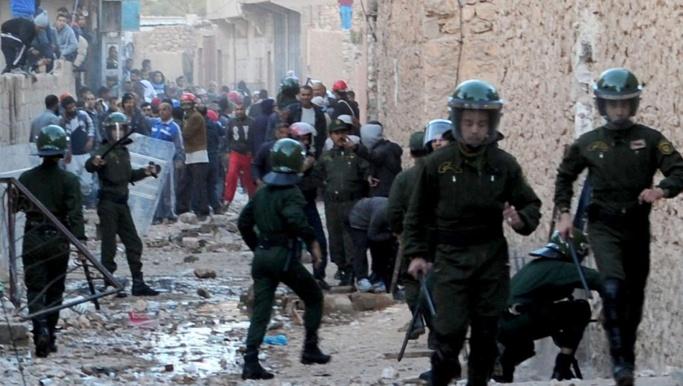 Repression en algerie