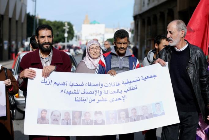 Collectif pour la défense des vraies victimes de Gdim Izik