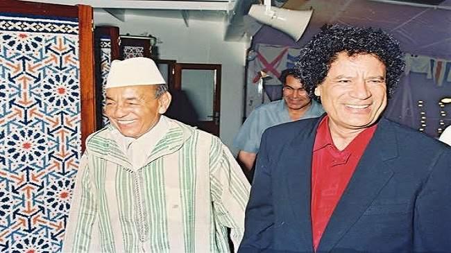 Histoire : Hassan II, Mouammar Kadhafi et la participation de la Libye à la Marche verte