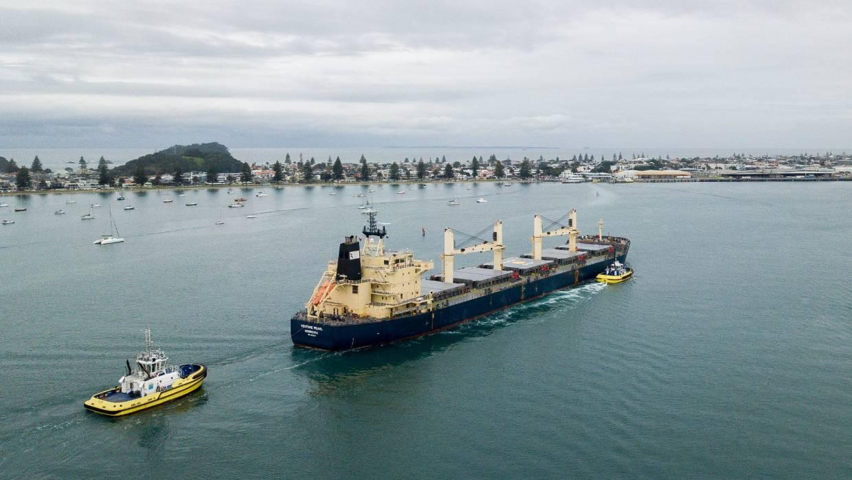 Au grand dam du Polisario, une cargaison de phosphates de l'OCP arrive en Nouvelle Zélande