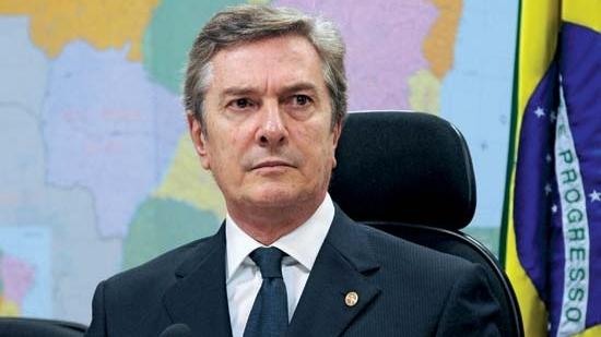 Fernando Collor de Mello, ancien président brésilien.