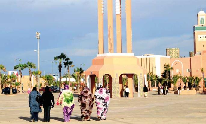 Laâyoune-Sakia-El Hamra