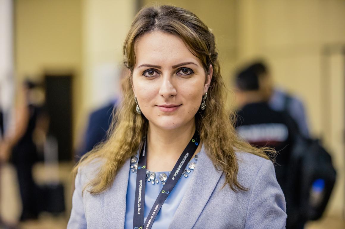 Anastasia Lavrina.