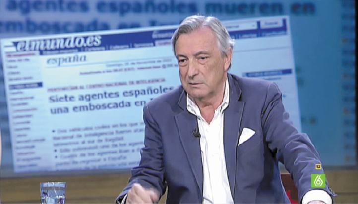 Jorge Dezcallar, ambassadeur de l'Espagne au Maroc