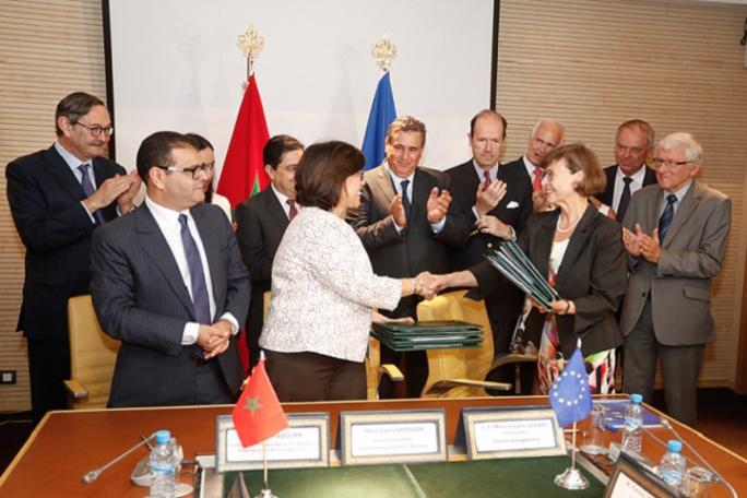 L'accord de pêche Maroc-UE paraphé après trois mois de négociations