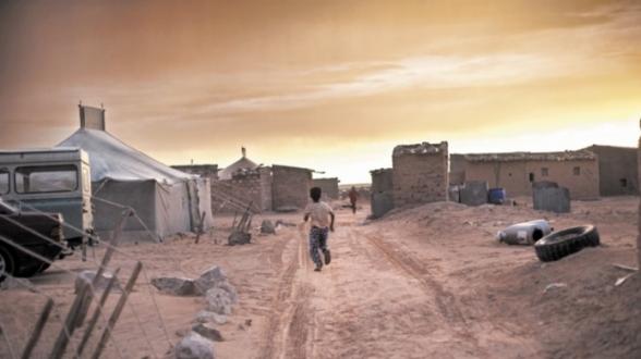 Dans les camps de Lahmada, à Tindouf.