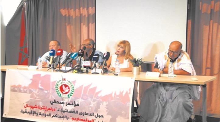 Introduction d'un recours pour traîner Brahim Ghali et quarante autres devant la justice Pour crime contre l'humanité