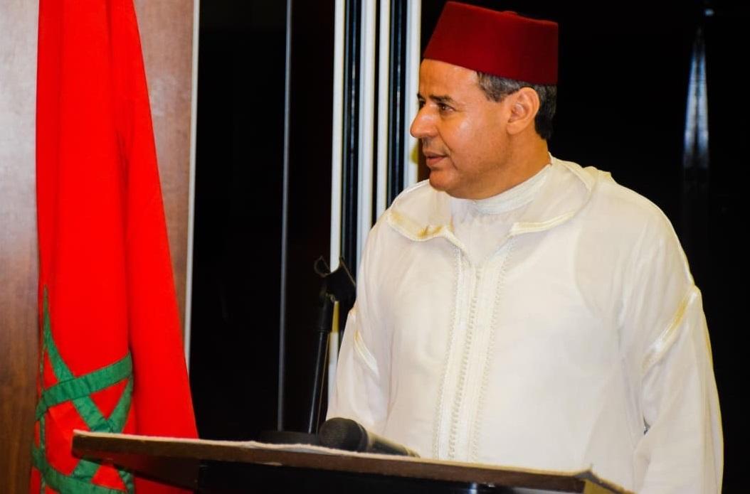 القنصل المغربي في وهران