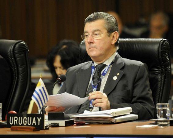 L'ambassadeur de Montevideo aux Nations unies, Elbio Rosselli. / DR   ...Suite : https://www.yabiladi.com/articles/details/53193/conseil-securite-meme-l-uruguay-demande.html