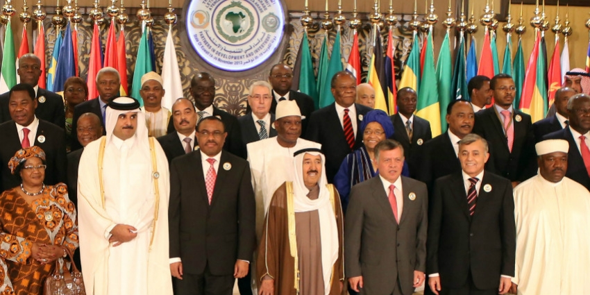 Sommet Afrique-Monde arabe