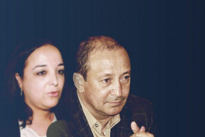 Naim Kamal et la journaliste Narjis Rerhaye