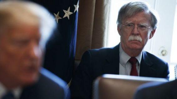 John Bolton, Conseiller à la Sécurité nationale