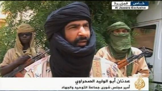 Abou Al-Walid Al-Sahraoui, chef d'une branche d'Al-Qaïda au Maghreb islamique