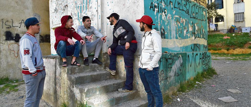 algerie crise economique