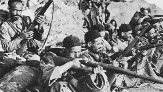 جيش التحرير المغربي