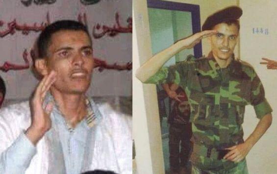Hussein Amaadour, l'étudiant sahraoui extradé vers le Maroc par l'Espagne la semaine dernière.