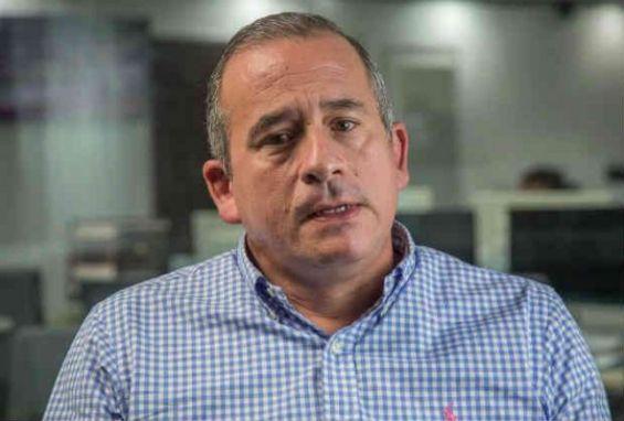 رئيس لجنة السياسة الخارجية بالجمعية الوطنية الفنزويلية ، فرانسيسكو سوكري