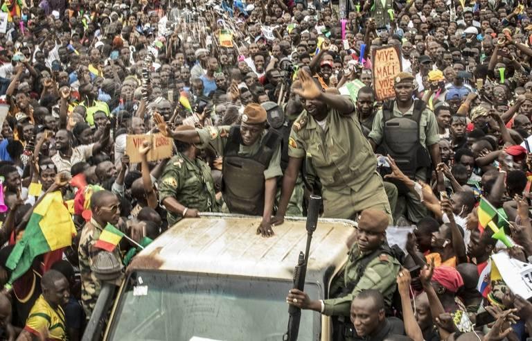 Le voisin Nord malien a les jetons suite au Coup d'État propre au Mali