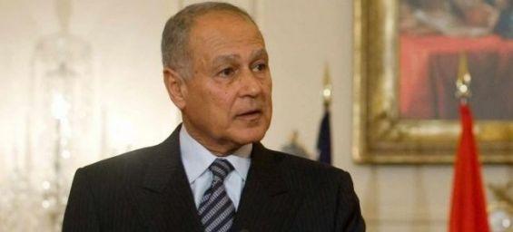 Le Secrétaire général de la Ligue des Etats arabes, Ahmed Abou El Gheit