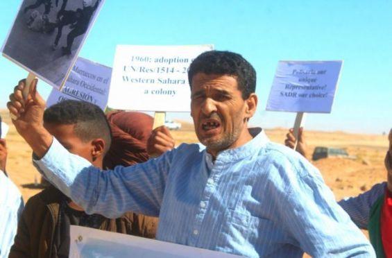 تندوف: ميليشيات البوليساريو تعتقل مولاي آبا بوزيد أحد منسقي المبادرة الصحراوية للتغيير