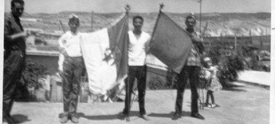 Algerie Maroc Familles expulsées