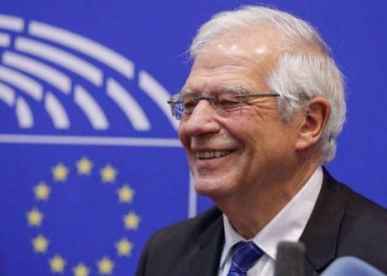 ترسيم الحدود البحرية: رئيس الدبلوماسية الأوروبية واثق من التوصل إلى حل