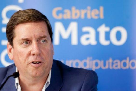 L'eurodéputé canarien du Parti populaire (PP), Gabriel Mato