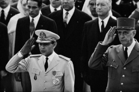 October 23rd 1963 : When De Gaulle wanted Moroccans and Algerians to kill each other during the Sand
