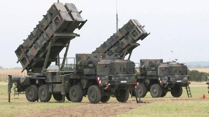 نظام الصواريخ باتريوت
