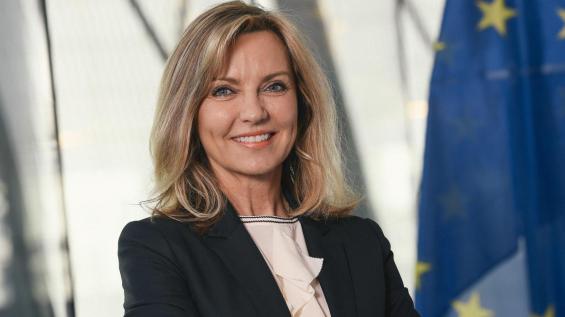 Frédérique Ries, eurodéputée belge