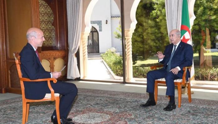 بلى السيد تبون ،بين الجزائر والمغرب حربا في مرحلة كمون ،فلا داع  للضحك على الذقون !