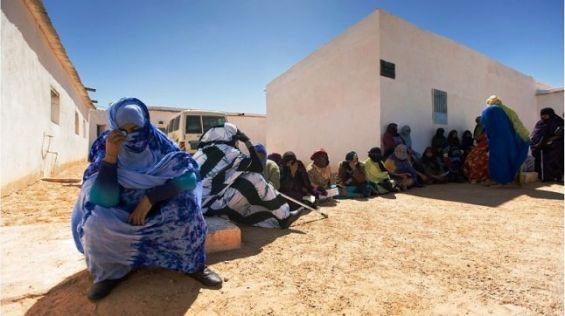 En crise, l'Algérie appelle à l'aide internationale d'urgence au profit d'un Polisario malade