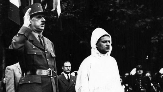 Charles de Gaulle, Mohammed V et les essais nucléaires en Algérie