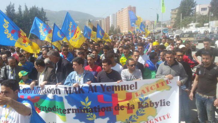 Algérie: Le Congrès Mondial Amazigh dénonce la répression et les arrestations en Kabylie