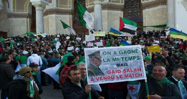 algerie manifestation