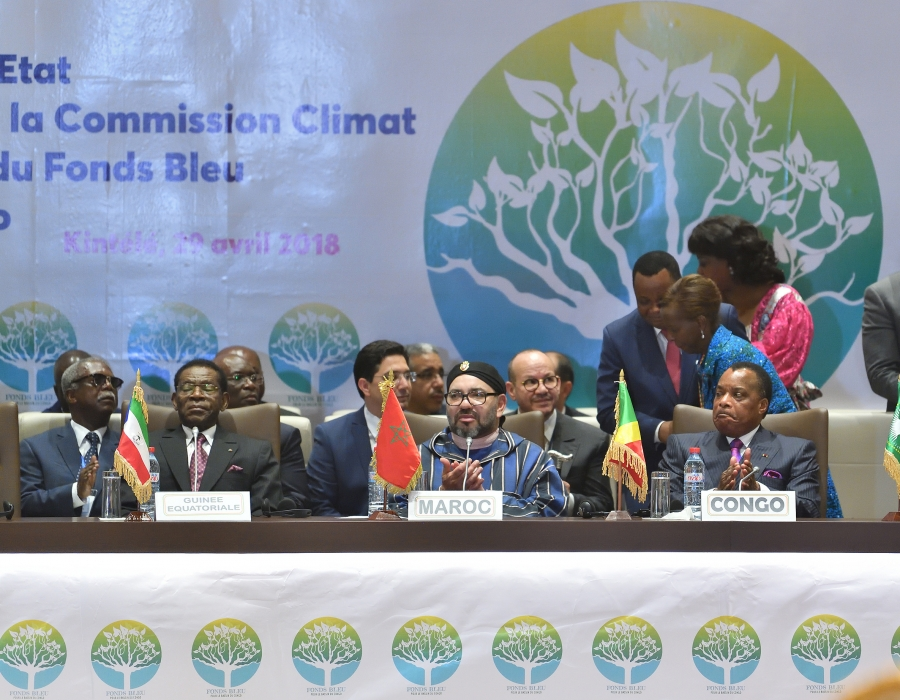 Commission Climat et du Fonds Bleu du Bassin du Congo à Brazzaville