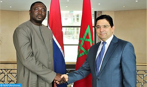"""Pour la Gambie, la marocanité du Sahara est une """"chose évidente"""" (Ministre des AE)"""