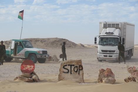 تطويق الحدود البرية يُقرّب موريتانيا من الجزائر وجبهة البوليساريو