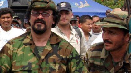Iván Roberto Duque, aka Ernesto Baez, a Colombian warlord