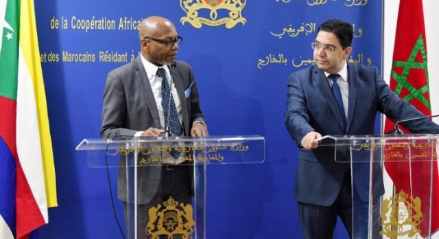 Comoros Islands to open Consulate General in Laayoune, a première