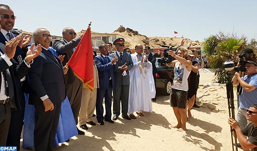 Kitesurfing: Morocco's Dakhla Welcomes 4th 'Dakhla Downwind Challenge'